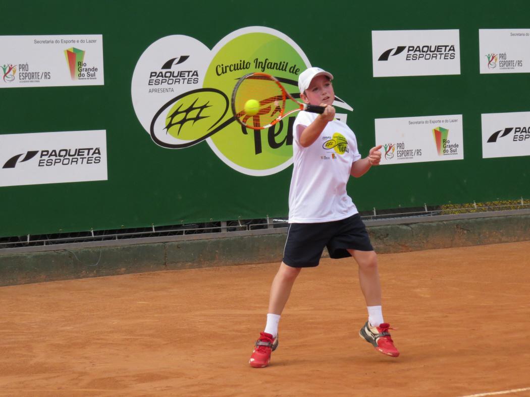b6191c0d5ca Masters do Circuito Infantil de Tênis será disputado no Grêmio ...